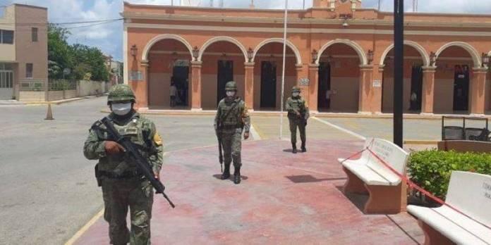 Mexicanos aprueban que Ejército participe en tareas de seguridad