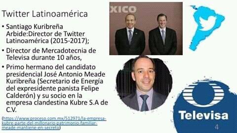 Amigos de Calderón y cercanos al PRI controlan Twitter México