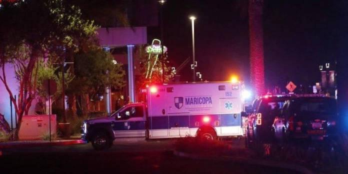 Tiroteo en centro comercial de Arizona deja tres persona heridas