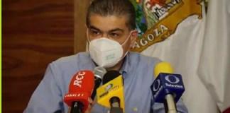 Gobernador de Coahuila revela detención