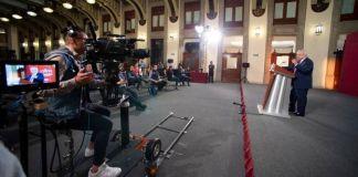 Conferencias de prensa, parte del cambio democrático: Jesús Ramírez