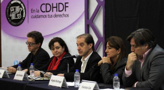 Formalizan reinstalación del GIEI en el caso Ayotzinapa