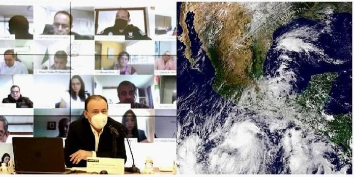 Intensa temporada de huracanes 2020