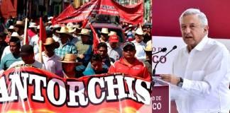Ni un paso atrás contra corrupción: AMLO