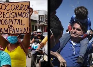 Bolsonaro quería rebelión contra cuarentena