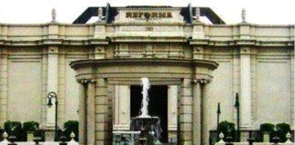 Periódico Reforma instalaciones