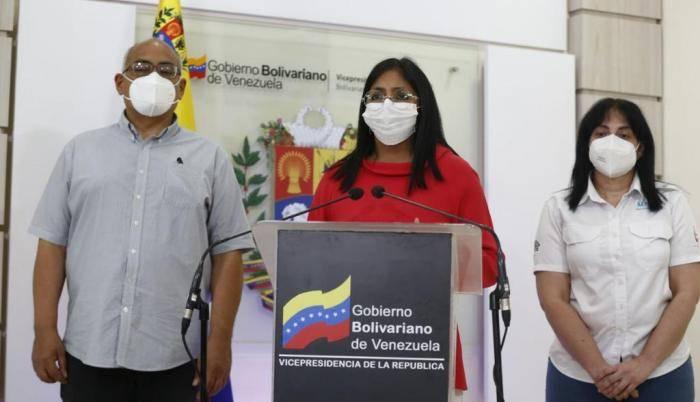 Venezuela anuncia medicamento que anula coronavirus