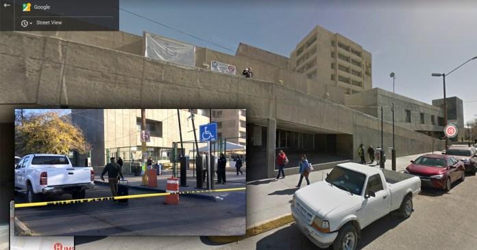 Disfrazados de doctores sicarios rematan a un paciente en Ciudad Juarez Chihuahua - Disfrazados de doctores, sicarios rematan a un paciente en Ciudad Juárez, Chihuahua
