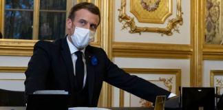 "Macron felicita a Biden por regreso al ""Acuerdo de París"""