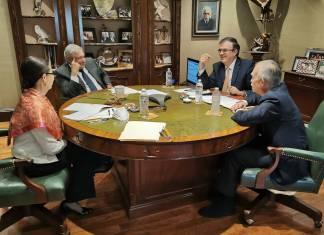 El presidente mexicano tuvo su primer llamada con Biden, ya como presidente de Estados Unidos.