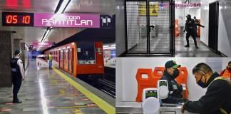 Entra en operaciones Línea 1 del Metro de la Ciudad de México