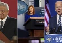 """Biden también tendrá una conferencia de prensa """"mañanera"""", como AMLO"""