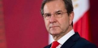 EU avala a Esteban Moctezuma como embajador de México