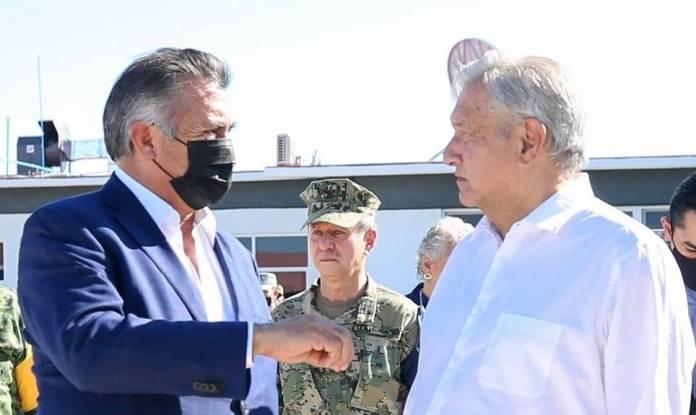 El presidente estuvo este fin de semana en una gira de trabajo en Nuevo León.