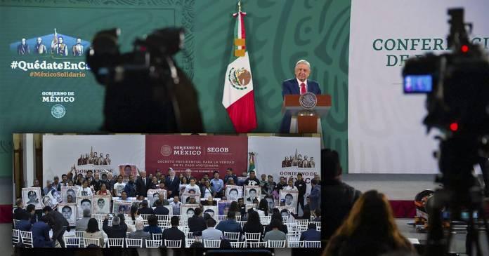Hay un capitán del Ejército detenido por caso Ayotzinapa, revela AMLO