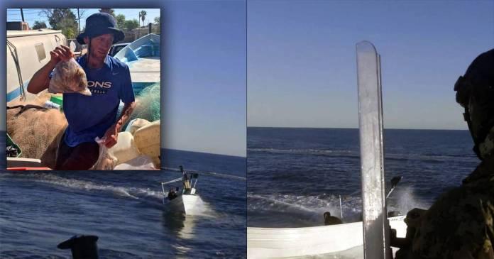 Muere pescador que ataco nave con militares y defensores de la vaquita marina - Muere un pescador que atacó a militares y defensores de vaquita marina