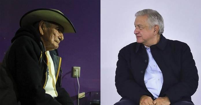 """""""Ningún presidente hace esto de saludar a los pobres"""": don Manuel sobre AMLO"""