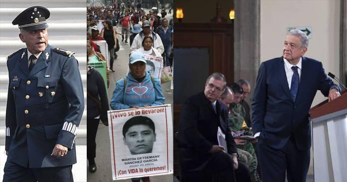 No vamos a descansar hasta saber la verdad de Ayotzinapa AMLO tras exoneracion de Cienfuegos 2 - AMLO tras exoneración de Cienfuegos