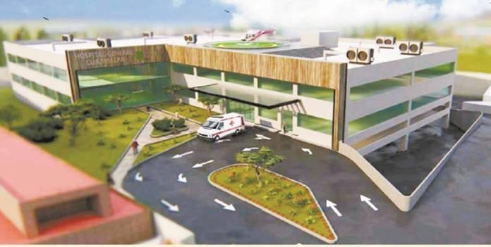 Particular ha interpuesto amparos para no abrir hospital en Cuajimalpa