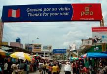 Perú refuerza frontera con Ecuador para detener arribo de migrantes