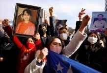 Biden sanciona a militares de Birmania tras golpe de Estado