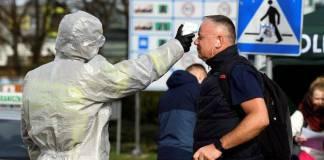 Alemania cierra sus fronteras para evitar la entrada de nuevas cepas
