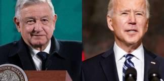 AMLO y Biden se reunirán por primera vez; migración y Covid-19 temas a tratar