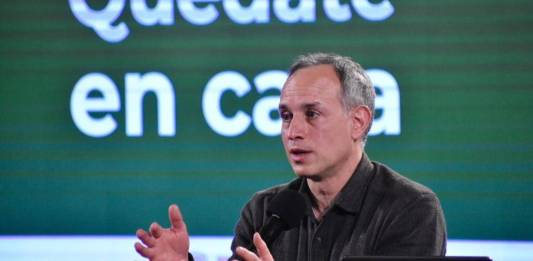 Hugo López Gatell da positivo a Covid, estaré trabajando desde casa, señala