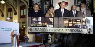 No sólo Andorra, dinero en otros paraísos fiscales debe investigarse- Olga Sánchez