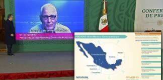Novavax solicita dos mil voluntarios en México 'a partir de ya'- Ebrard
