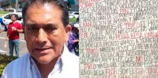 Nota Política CJNG amenaza a alcalde de Taxco y a miembros de su gabinete