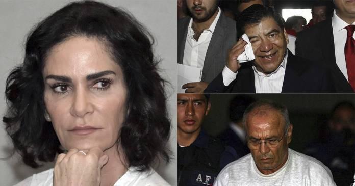 Se vuelven a reunir Marín y Succar Kuri, ahora en la cárcel- Lydia Cacho