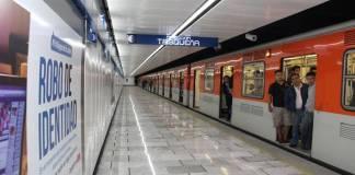 Reapertura del metro costó 300 mdp; hoy comienza a operar línea 2