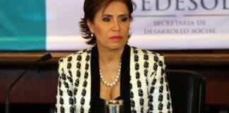 Rosario Robles dirá todo lo que sabe para reducir condena