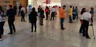 Reabren centros comerciales en la CDMX al 20% de su capacidad