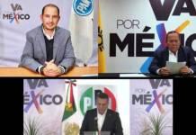 """""""Va por México"""" se olvida de los ciudadanos; diputaciones para los mismos de siempre"""