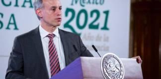 Bajan los contagios y hospitalizaciones de Covid: López Gatell