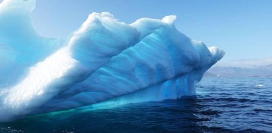 Iceberg de más de mil kilómetros se desprende en la Antártida