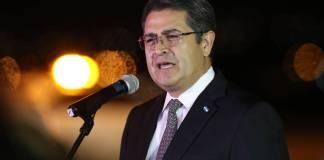 Estados Unidos investiga al presidente de Honduras