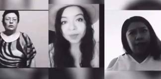 Mujeres lanzan video en defensa de Félix Salgado, acusan guerra sucia en su contra