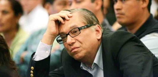 Juez niega amparo a Ramón Sosamontes para evitar ser detenido