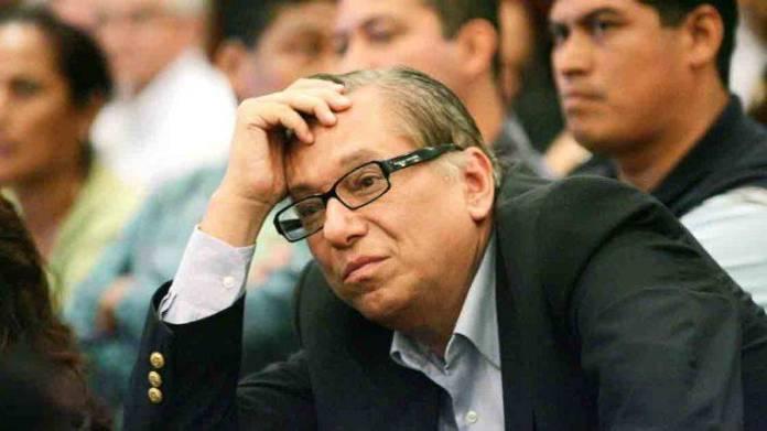 ramon sosamontes gilbertomarquina - Juez niega amparo a Ramón Sosamontes para evitar ser detenido