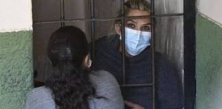 Dictan prisión preventiva a Jeanine Áñez y a dos de sus ministros