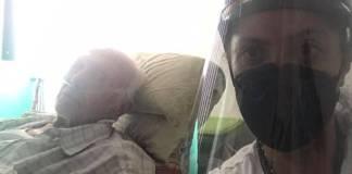 Papá de la actriz Carmen Madrid fallece de Covid-19 tras recibir vacuna