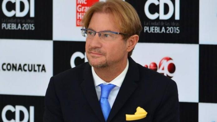 Andrés Roemer es señalado como agresor sexual en 61 denuncias