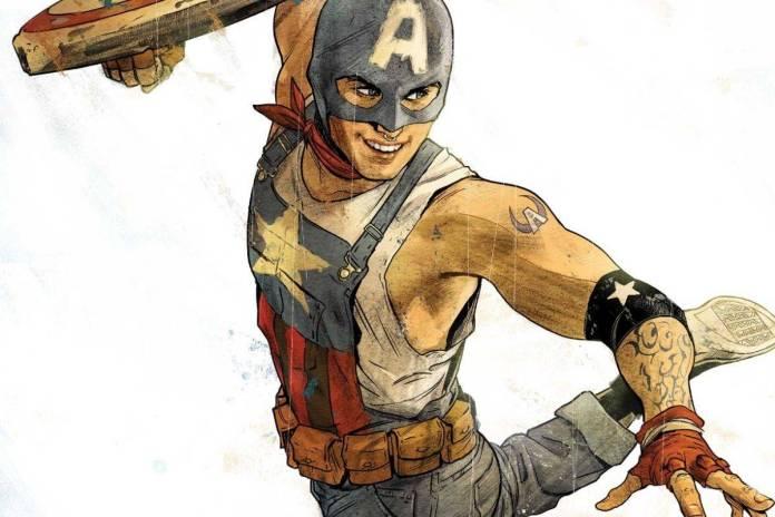 Marvel tendrá un Capitán América homosexual, inspirado en la comunidad queer