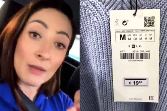 Mujer quería pagar en pesos un artículo marcado en euros; la podan #LadyProfeco