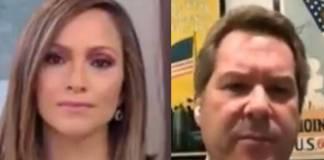 Abogado de Emma Coronel insulta a conductora de TV durante programa en vivo
