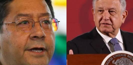 Luis Arce visitará Campeche el próximo 25 de marzo: AMLO