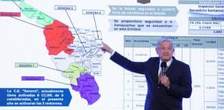 Sonora tiene más de 2 mil elementos de la GN y 6 cuarteles activos
